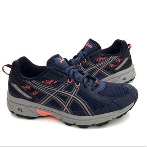 Blue ASICS gel ventures 6 Sneaker
